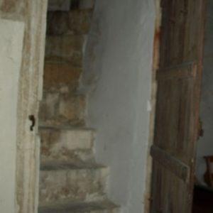 Rood loft stairs