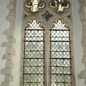An early 14th century window