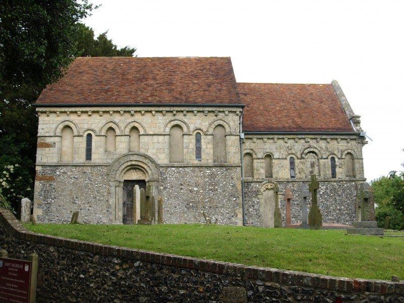 Barfreston church