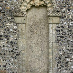 The priest's doorway