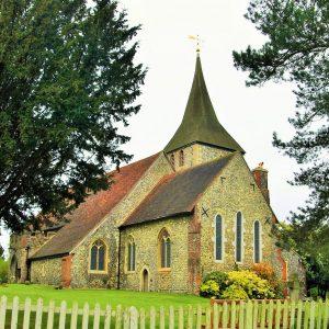 Chelsfield Church