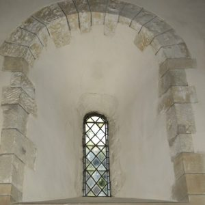 Saxon/Norman transitional window