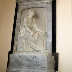William Poyntz memorial
