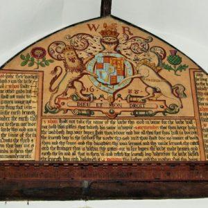 Royal Arms of James ll