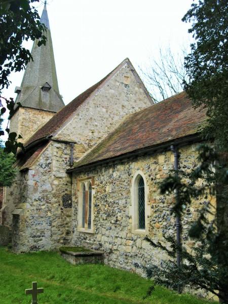 Fordwich church