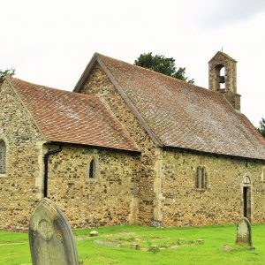 Paddlesworth church