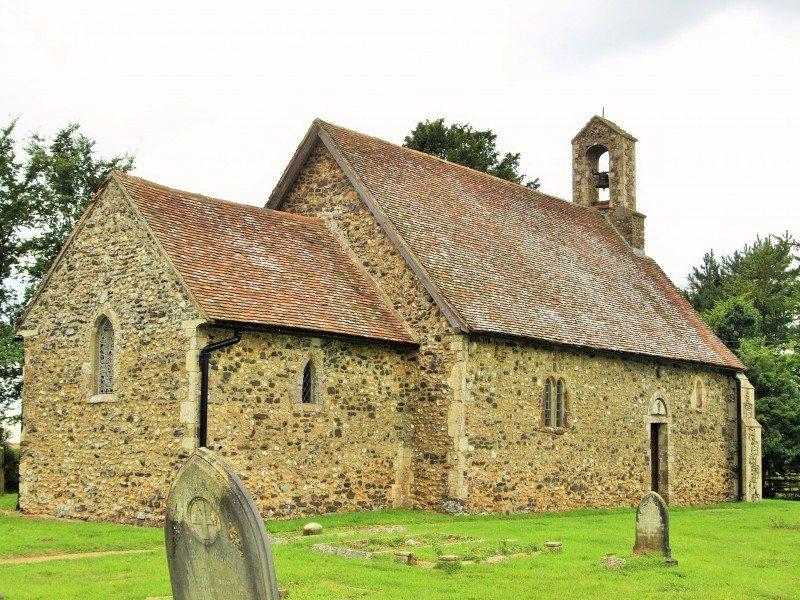 Paddlesworth church