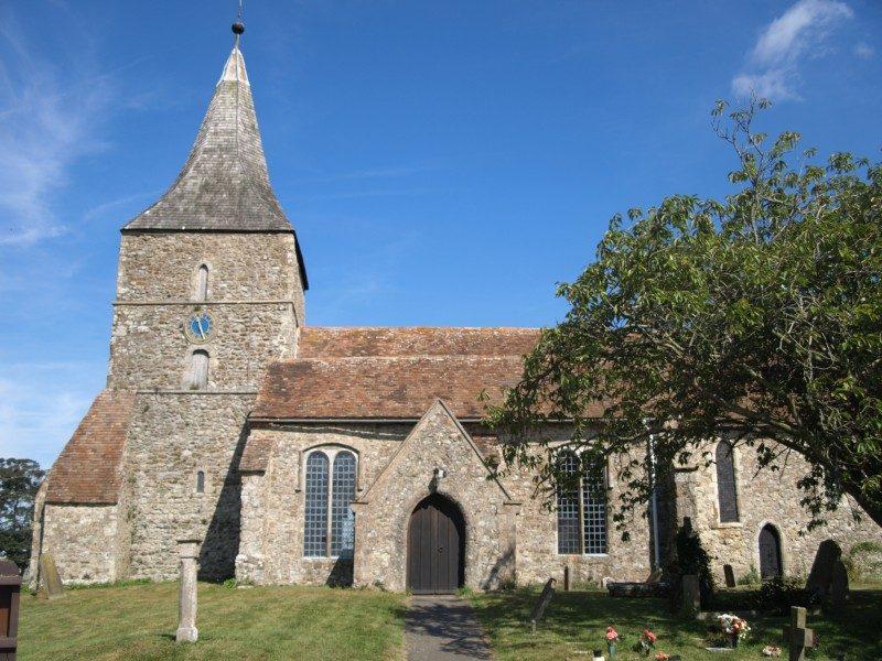 St Mary in the Marsh Church