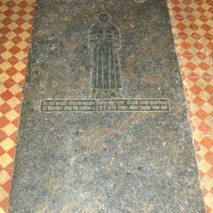 15th century memorial brass