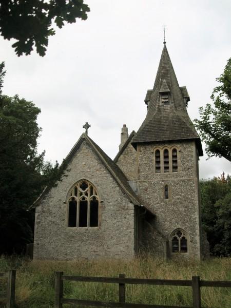 Wychling church