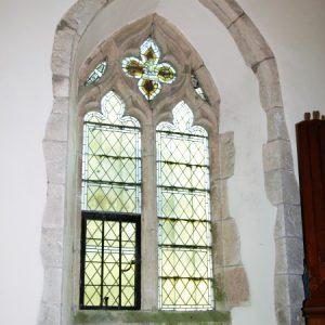 2 light nave window