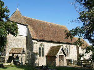 Bilsington Church