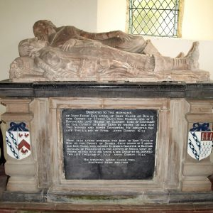 The Fagge monument