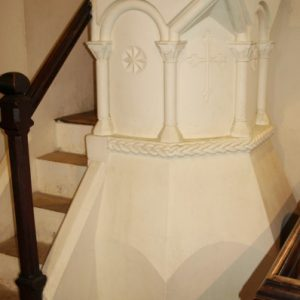 The Victorian pulpit