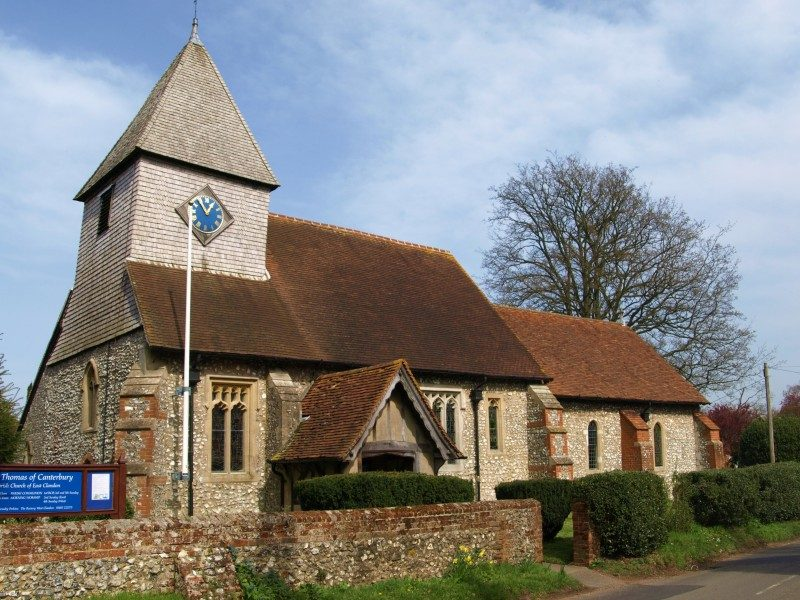 East Clandon Church