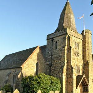 Ewhurst Green Church