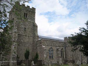 Ivychurch Church