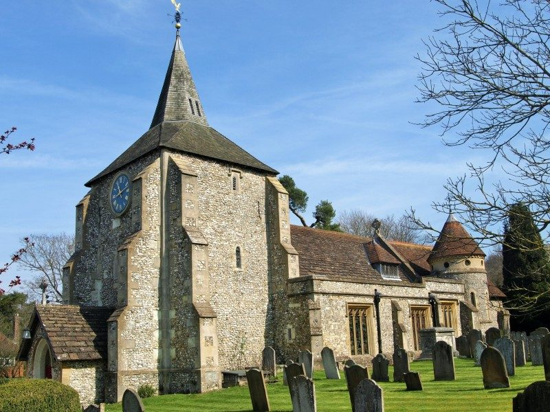 Mickleham Church