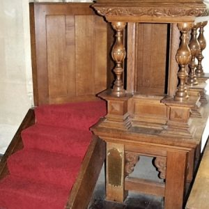 The modern pulpit