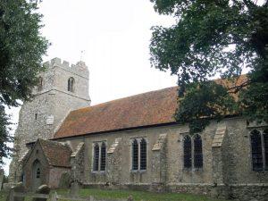 Snargate Church