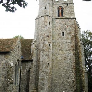 The north-west tower