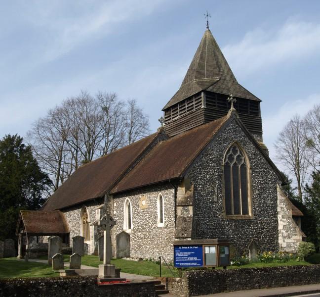 West Clandon Church