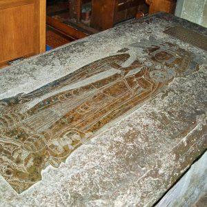 Sir Thomas Bullen tomb brass