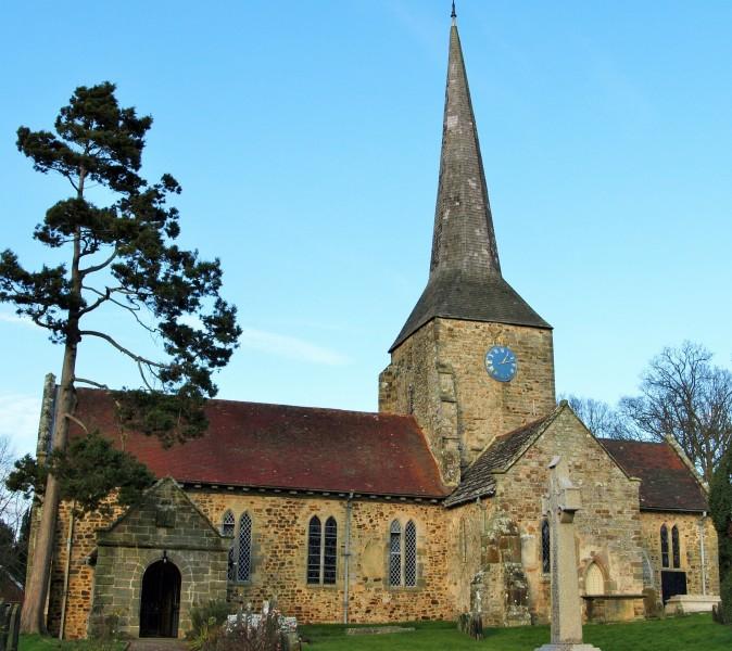 Horsted Keynes Church