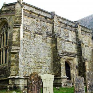The Frewen mausoleum