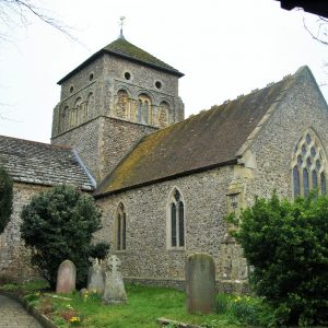 Old Shoreham Church