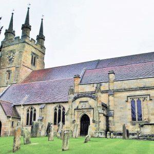 Penshurst Church