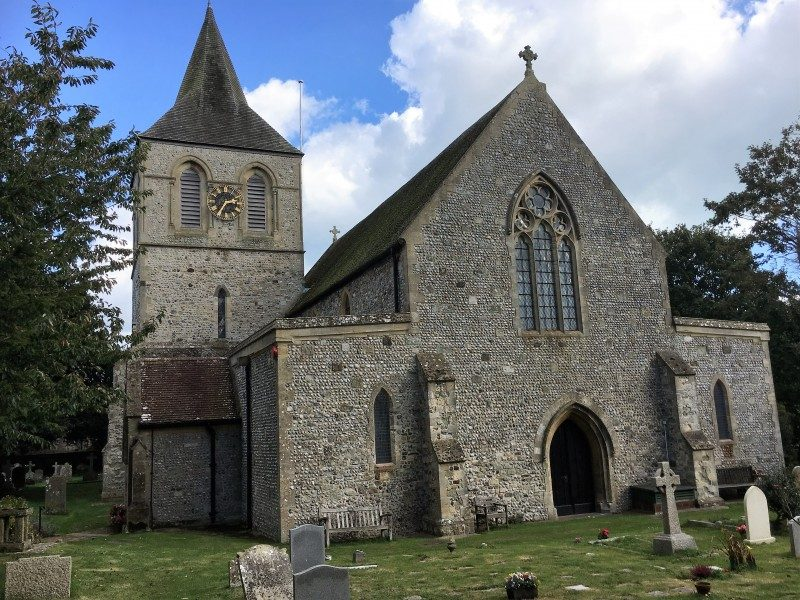 Pevensey Church