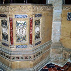 19th century pulpit