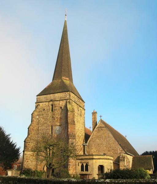 West Hoathly Church