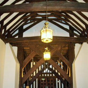 15th century bell cage