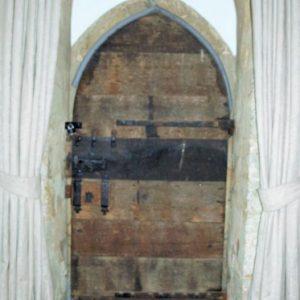 The south transept doorway