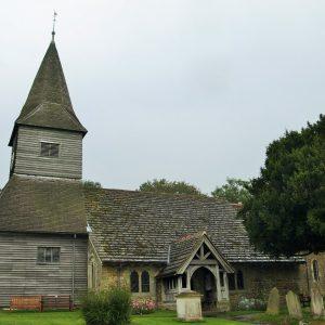 Newdigate Church