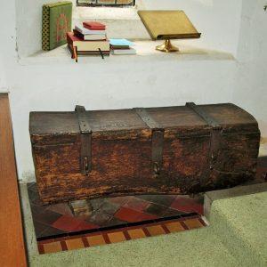 The oak parish chest