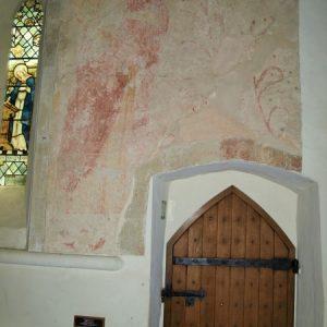 The priests' doorway