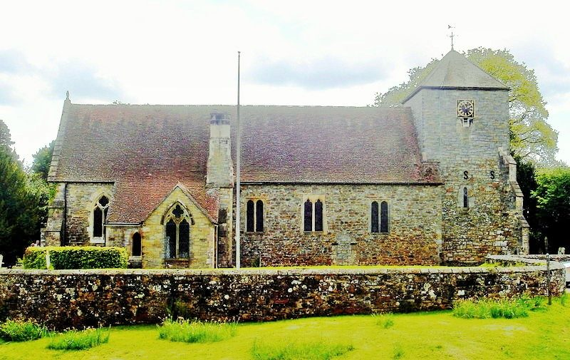 Slaugham Church