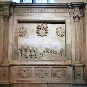 Richard Covert monument