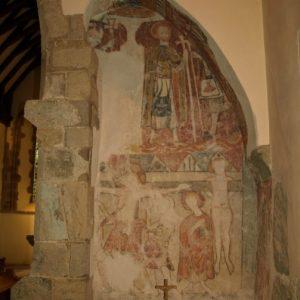 12th century murals
