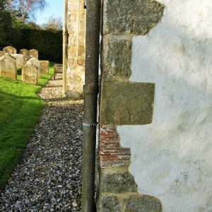 The south-east quoins