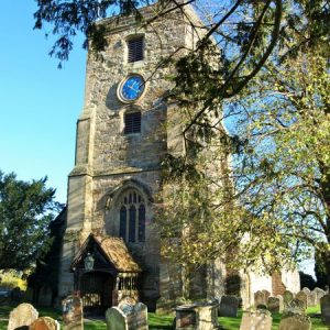 Kirdford Church