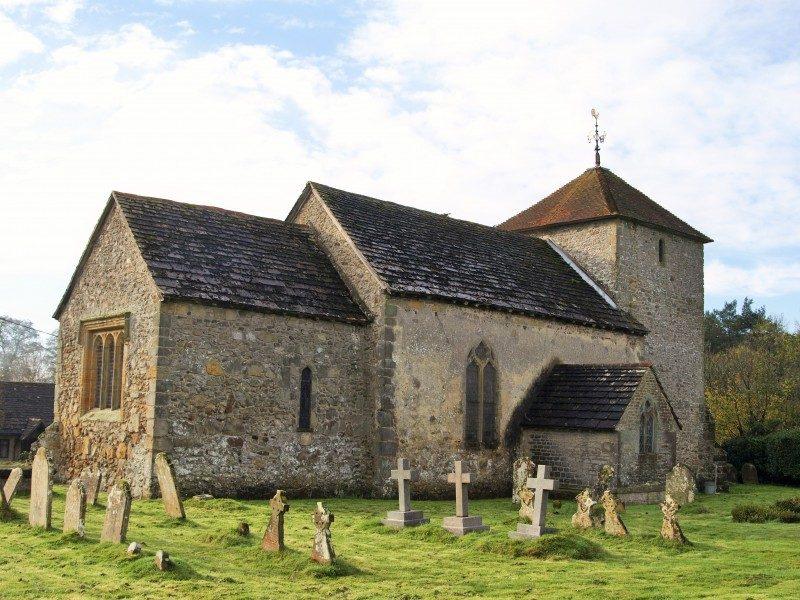 Stopham Church