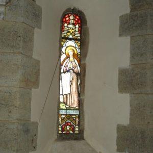 13th century chancel lancet