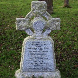 Spike Milligan headstone