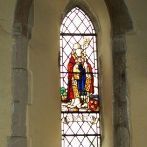 North chapel east lancet