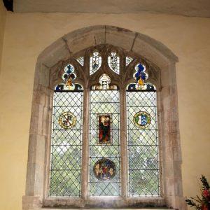 South chapel east window