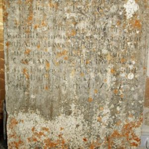 Thomas Edgar headstone